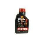 Olej MOTUL 8100 X-clean 5W40, 1 litr