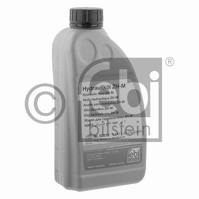 Olej amortyzatorowy FEBI 02615, 1 litr