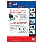 Zestaw naprawczy drążka stabilizatora FEBI 27400