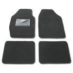 Uniwersalne dywaniki gumowo-welurowe  POLGUM PG9900-3