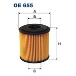 Filtr oleju FILTRON OE655