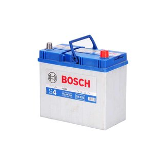 Akumulator BOSCH SILVER S4 021 - 45Ah 330A P+ - Montaż w cenie!