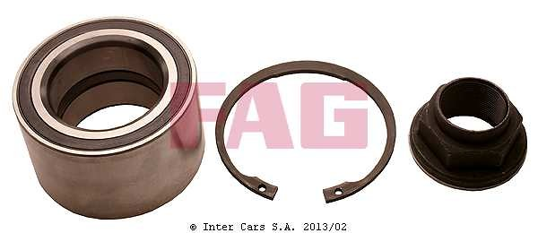 Zestaw łożysk koła FAG LOZYSKA 713 6405 50