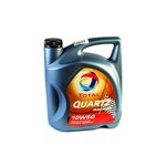 Olej TOTAL Quartz Racing 10W50, 5 litrów