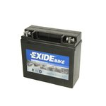 Akumulator EXIDE BIKE AGM YTX20L-BS