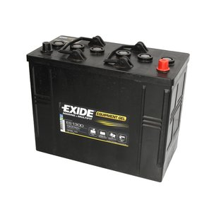 Akumulator EXIDE EQUIPMENT GEL ES1300 - 120Ah 1300Wh P+