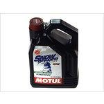 Olej do silników 2T MOTUL Snowpower, 4 litry