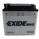 Akumulator EXIDE BIKE Y60-N24L-A