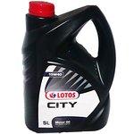 Olej LOTOS City 15W40, 5 litrów