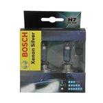 Żarówka (halogenowa) H7 BOSCH Xenon Silver - set 2 szt.
