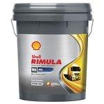 Olej silnikowy SHELL XXL RIMULA R6 MS 10W40 20L