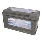 Akumulator EXIDE PREMIUM EA1000 - 100Ah 900A P+ - Montaż w cenie przy odbiorze w warsztacie!