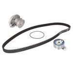 Zestaw paska rozrządu + pompa cieczy chłodzącej PowerGrip® GATES KP15367XS