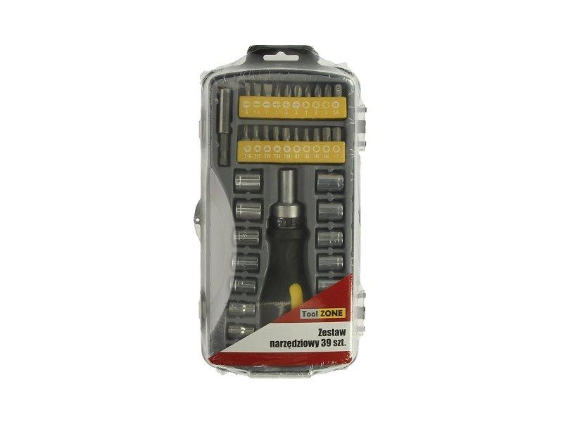 Zestaw narzędzi ręcznych MAMMOOTH 39 elementów