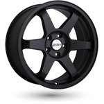 "Felga Aluminiowa 18"" DISLA JDM BLACK MATTE 5x114.3"
