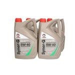 Olej silnikowy COMMA SYNER-G 5W40 5LX4 SET