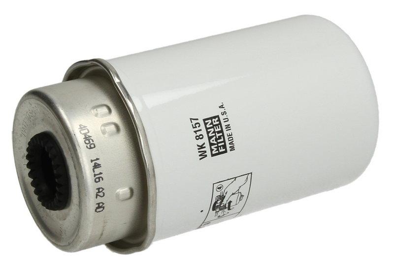 Filtr paliwa MANN WK 8157 - darmowa dostawa do 5000 warsztatów Motointegrator Partner i 170 sklepów Inter Cars