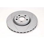 Tarcza ATE Power Disc Citroen C8 2.0 02-/Peugeto 807 przód 24.0328-0136.1