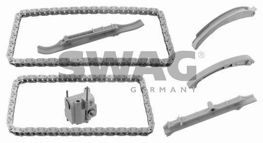 Rozrząd komplet (łańcuch + elementy) SWAG 99 13 0384