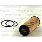 Filtr oleju JC PREMIUM B1A016PR