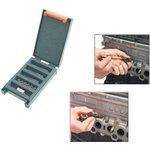 Zestaw narzędzi do gwintowania KLANN KL-0132-51 K