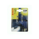 Żarówka C5W BOSCH 1 987 301 060