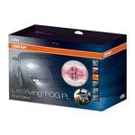 Lampy przeciwmgłowe OSRAM LEDriving FOG PL - różowe