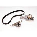 Rozrząd kompletny (pasek + rolka + pompa wody) EVR 55202711