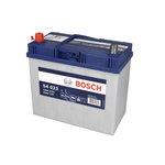 Akumulator BOSCH SILVER S4 023 - 45Ah 330A L+ - Montaż w cenie przy odbiorze w warsztacie!