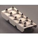 Żarówka (pomocnicza) C10W OSRAM - karton 10 szt., rurkowa