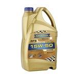 Olej silnikowy RAVENOL RAV RFS 15W50 5L