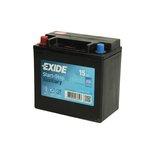 Akumulator EXIDE START STOP AUXILIARY EK151 - 15Ah 200A L+