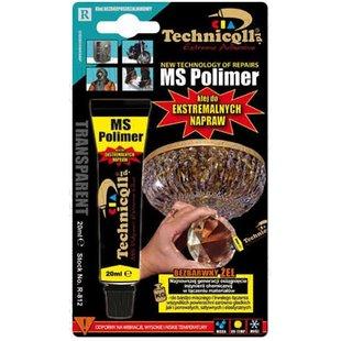 Klej specjalny TECHNICQLL MS-Polimer, 20 ml