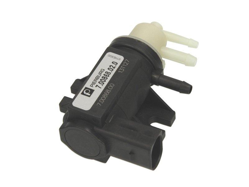 Elektropneumatyczny zawór sterujący PIERBURG 7.00868.02.0 - darmowa dostawa do 5000 warsztatów Motointegrator Partner i 170 sklepów Inter Cars