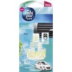 Zapach samochodowy AMBI PUR Aqua - wkład