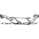 Tłumik układu wydechowego BOSAL 154-549