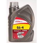 Olej przekładni hipoidalnych LOTOS GL-4 75W90, 1 litr