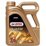 Olej LOTOS Quartz F 5W30, 4 litry