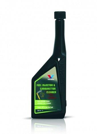 Środek do benzyny czyszczący układy wtryskowe i gaźniki VALVOLINE Fuel Injector & Carburettor Cleaner, 350 ml