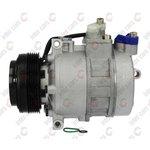 Kompresor klimatyzacji NISSENS 89031