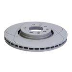 Tarcza ATE Power Disc Opel Astra G/H 1.6T/2.0T/1.7/1.9 CDTI/Saab 9-5 przód 24.0325-0142.1