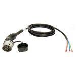 Kabel prosty Jazzy2Go 3-fazowy, 22kW, typu 2 do stacji AC, 5m