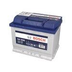 Akumulator BOSCH SILVER S4 006 - 60Ah 540A L+ - Montaż w cenie przy odbiorze w warsztacie!