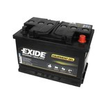 Akumulator EXIDE EQUIPMENT GEL ES650 - 56Ah 650Wh P+