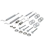 Zestaw montażowy szczęk hamulcowych TRW AUTOMOTIVE SFK116