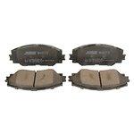 Ceramiczne klocki hamulcowe JURID WHITE 572598JC