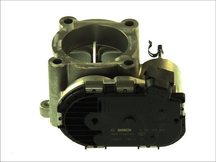 Przepustnica powietrza BOSCH 0 281 002 894 - darmowa dostawa do 5000 warsztatów Motointegrator Partner i 170 sklepów Inter Cars