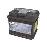 Akumulator EXIDE PREMIUM EA472 - 47Ah 450A P+