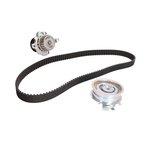 Zestaw paska rozrządu + pompa cieczy chłodzącej PowerGrip® GATES KP15489XS-2