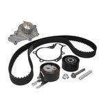 Rozrząd komplet (pasek + rolka + pompa wody) HEPU PK08030
